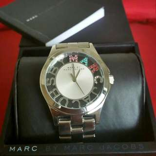 Authentic Marc Jacobs watch (Not For Sale)