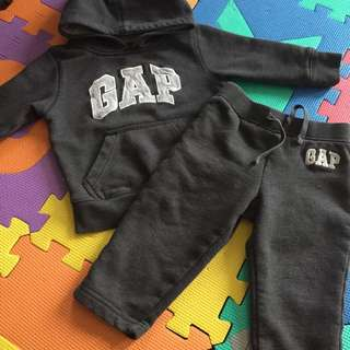 Hoodie and Pants For Boy