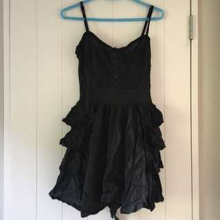 ASOS Strappy Dress Size 12