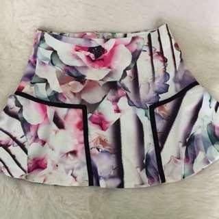 Cooper St Floral Skirt