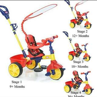 BNIB Little Tikes 4-in-1 Trike