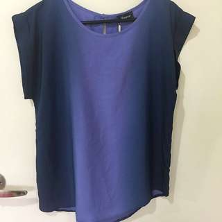Jeans West Ombre Blouse