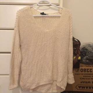 H&M knit top