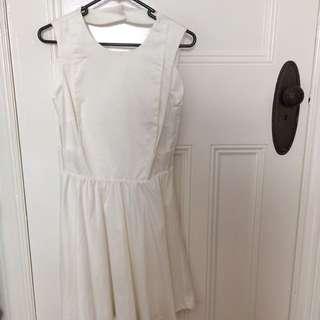 ASOS Cut Out Back Dress