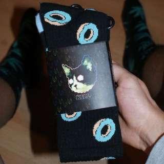 Odd future donut socks
