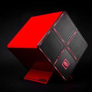 INSANE DEAL - HP OMEN X Desktop - Omen 900 High Performance Premium VR ready Gaming Desktop PC ( Intel i7 Quad-core, 32GB RAM, 3tb HDD, NVIDIA GeForce GTX 1080, Blu-ray, Liquid Cooling, Win 10 Pro)