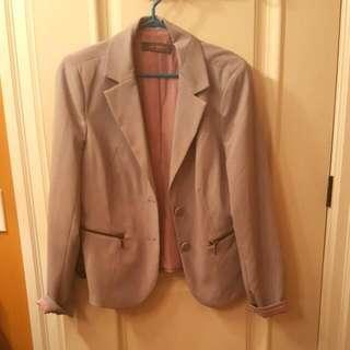 Grey Suzy Shier Blazer