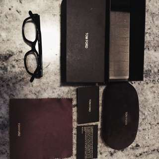 Men's Tom Ford Frames (can Be Unisex)