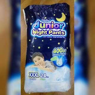 Mamy Poko Pants Junior Night XXL 24 Boy