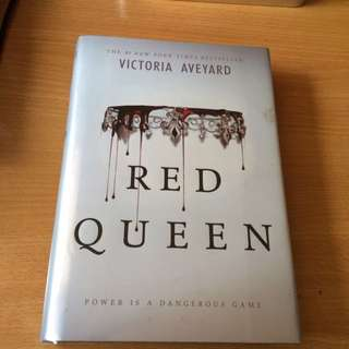 Red Queen (hard Bound)
