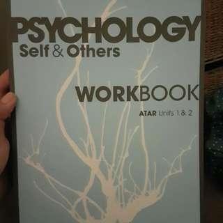 Psychology Workbook Unit 1&2