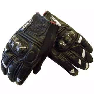 Dainese Blaster Leather Short Glove