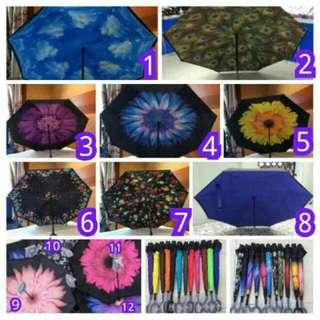 Kazbrella (Patung Terbalik)