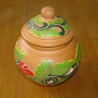 New Unique Traditional Pottery Container