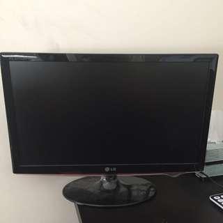 LG Monitor 21.5 W2261VP