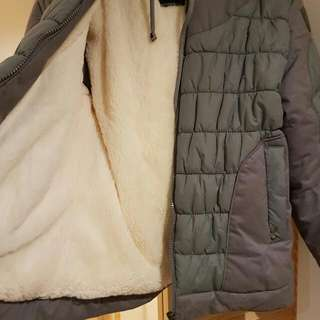 Silver Jeans Winter Jacket