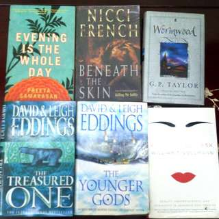 Lot Of Books A5 Size Various Title
