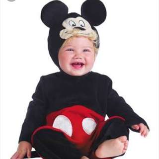 Mickey Mouse Vostume