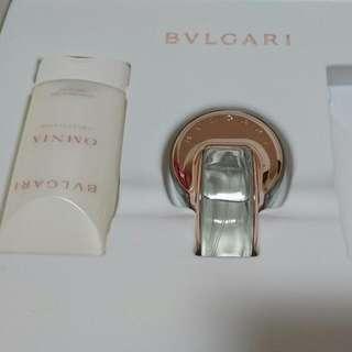 BVLGARI女性香水禮盒
