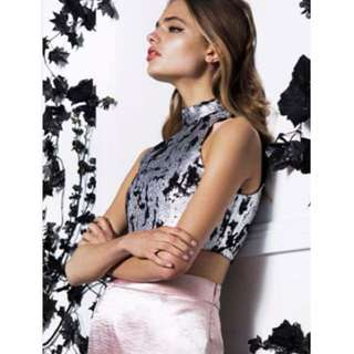 Asilio In Cold Blood Crop - RRP $149.95