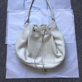 HIGH QUALITY Oroton White Hobo Bag