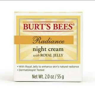 小蜜蜂,女王蜂活膚保濕晚霜