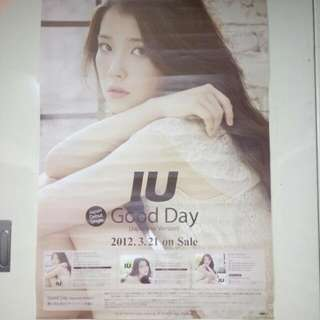 🚚 IU Good Day 海報