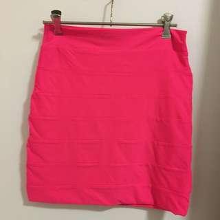 Pink Kookai Skirt