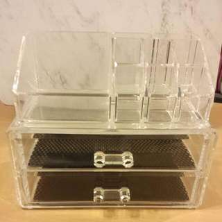 Acrylic Makeup Organiser/Holder