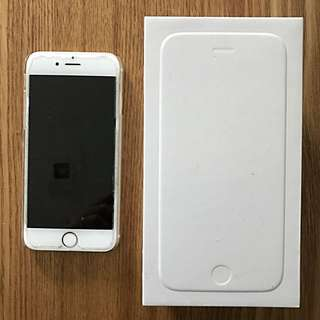 Good Condition iPhone 6 Gold 16GB