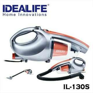 Vacum & Blow Cleaner Idealife IL-130S