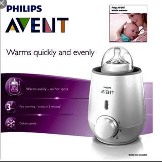Philips Avent Express Bottle And Food Warmer