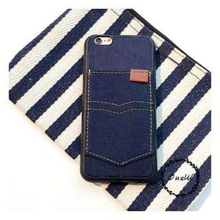 BNIP iPhone 7 Plus casing with card slot