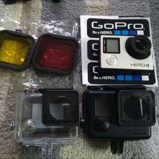 Markdown Price! GoPro Hero4