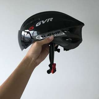 GVR cycling helmet