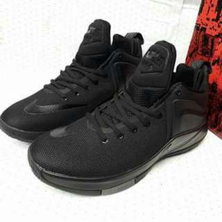 LEBRON ZOOM WITNESS BLACK