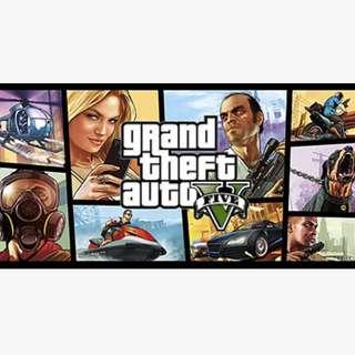 Grand Theft Auto 5 [PC]
