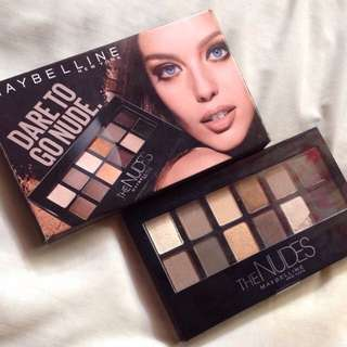 ‼️RESERVED‼️ The Nudes Maybelline