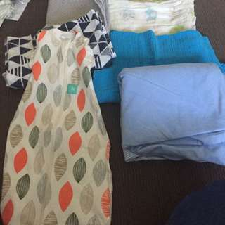 Baby Wraps And Swaddle