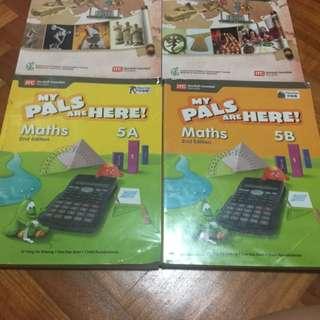 P5 Textbooks