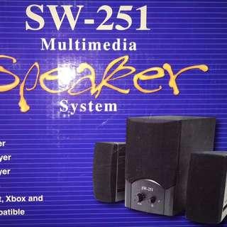 Speakers Set