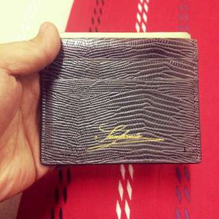 ( Booked ) Sembonia Card Holder