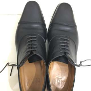 Black Oxfords From Ed Et Al