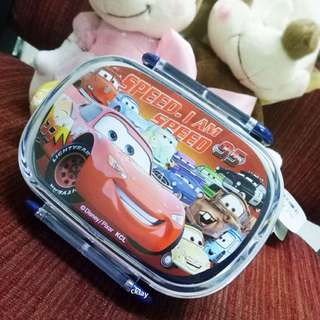 Japan Disney Cars Lunch Box