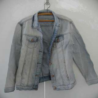 Denim Jacket S-M