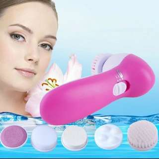 Electric Face Cleaner Make Up Remover