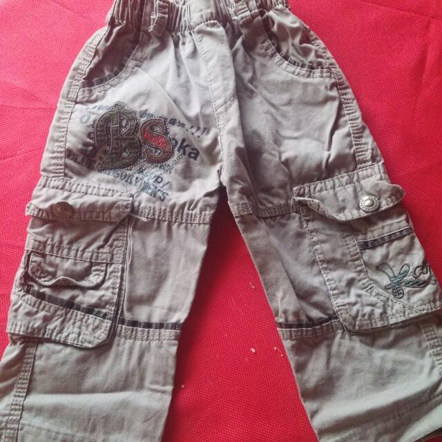 6 Pockets Pants