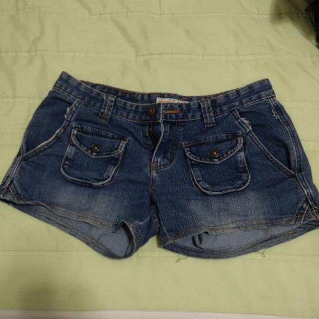 二手 牛仔短褲