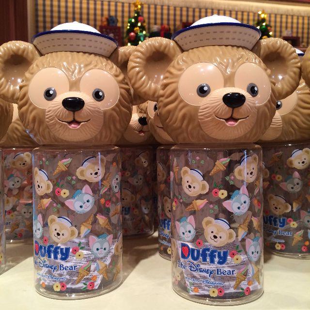 《聖誕限時優惠》香港迪士尼 達菲 畫家貓 水壺