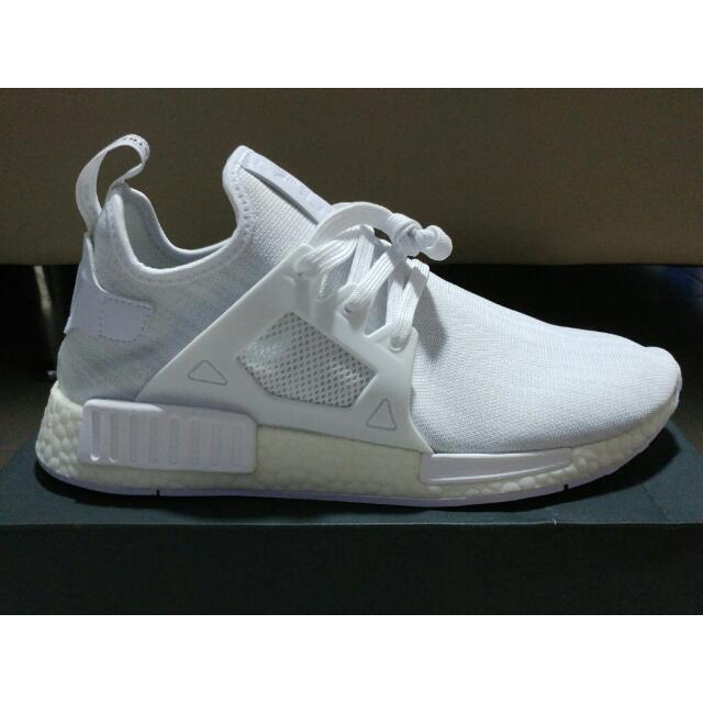 3e479a3b6016b Adidas NMD XR1 PK Triple White US 11 UK 10 1 2 EUR 45 1 3